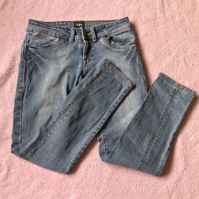 Lee Denim Skinny Jeans 👖