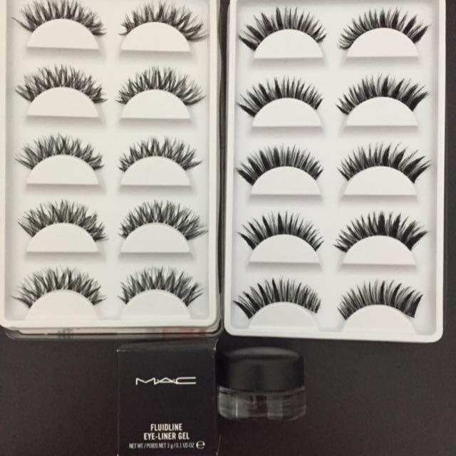 Mac Fluidline Eye-liner Gel
