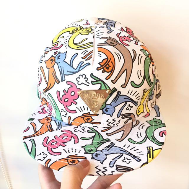 Major Made 版帽 棒球帽 平沿帽 鴨舌帽