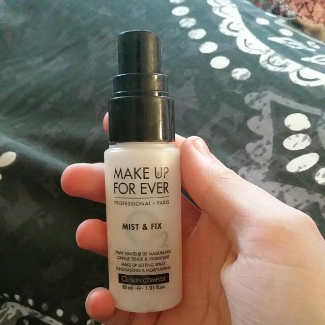 Makeup Forever Setting Spray Mini