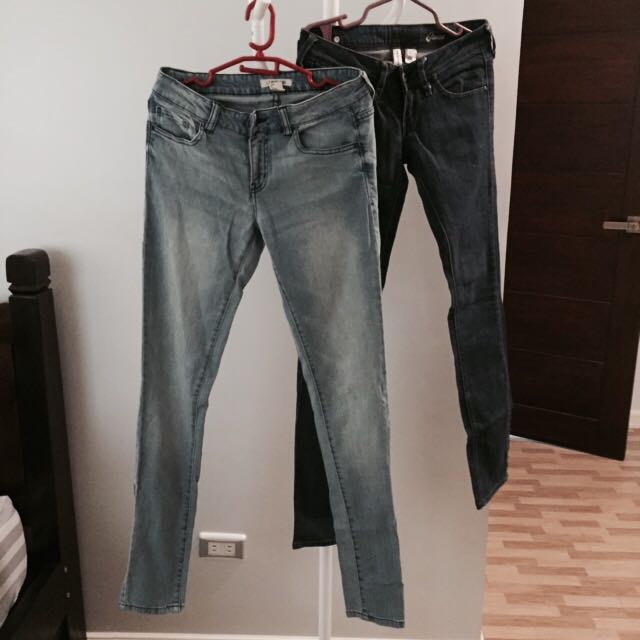 Mango & Forever 21 Pants