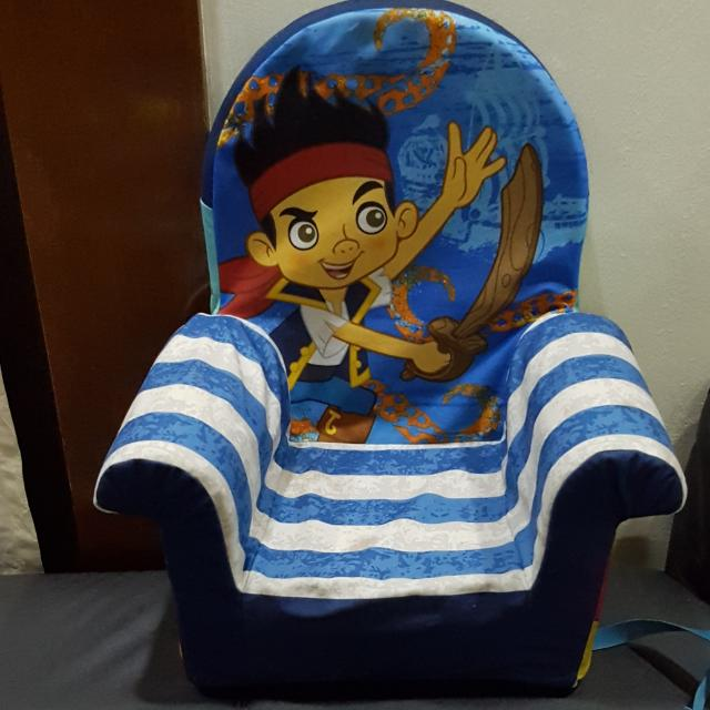Miraculous Authentic Jake And The Neverland Pirate Cushion Seat For Kids Download Free Architecture Designs Scobabritishbridgeorg