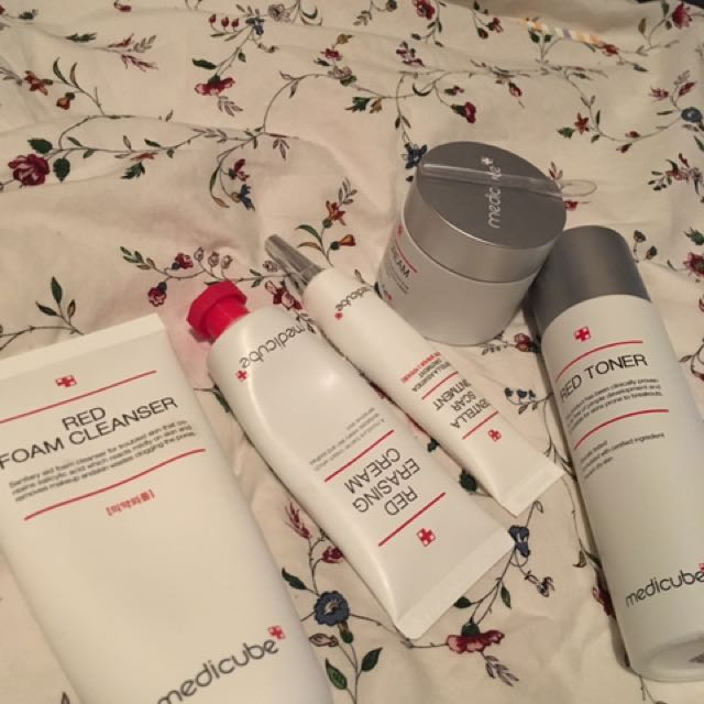 Medicube For Acne Prone Skin