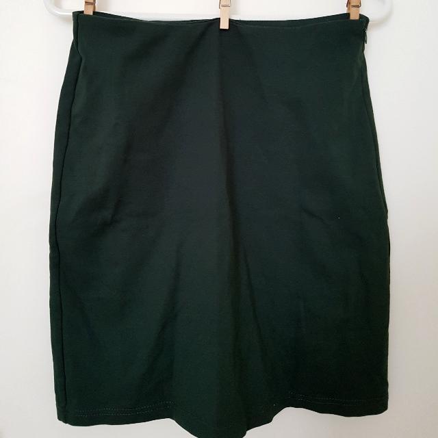 Mini Ladies Skirt By Esprit