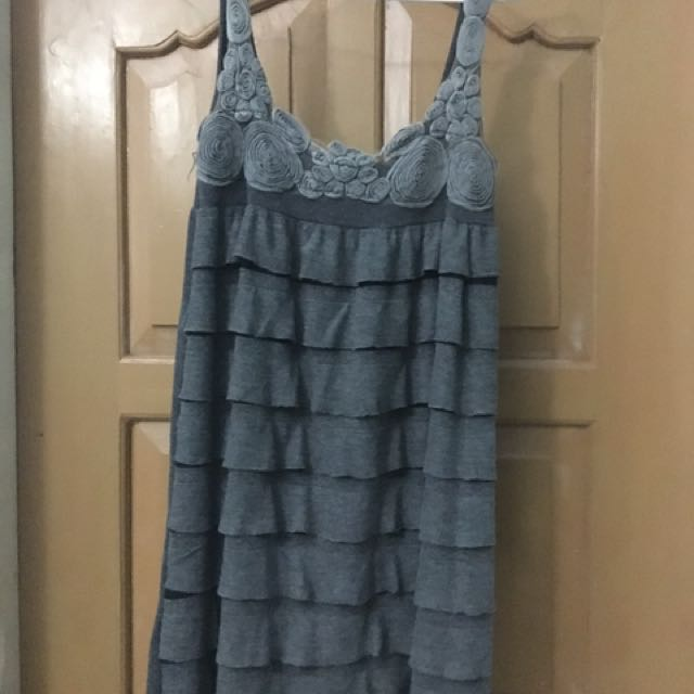 Minidress Abu2 Gelap