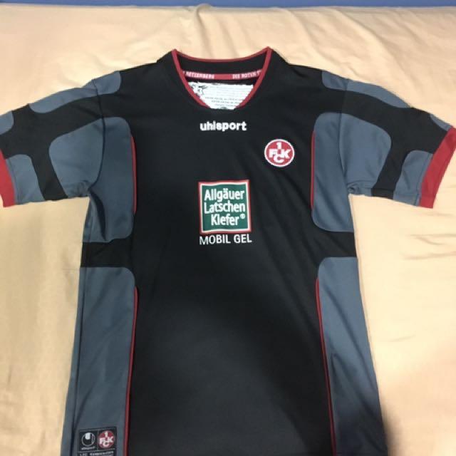 f15b94c6eef Mint Authentic Uhlsport FC Kaiserslautern Jersey Shirt Men XS ...