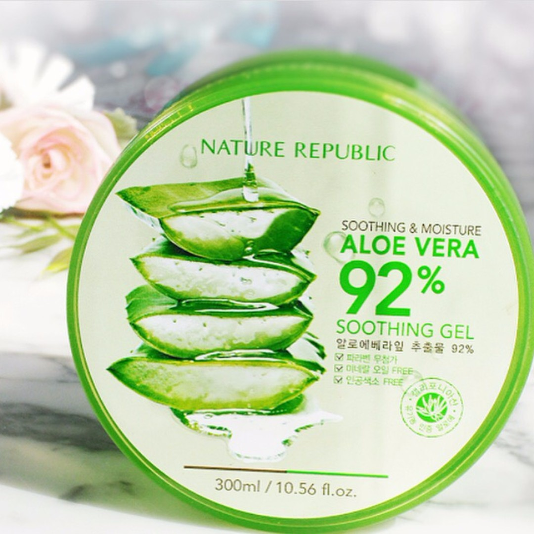 """""""Nature Republic"""" Soothing Gel"""