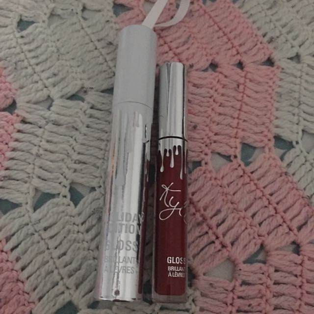 Authentic Naughty Gloss Kylie Cosmetics