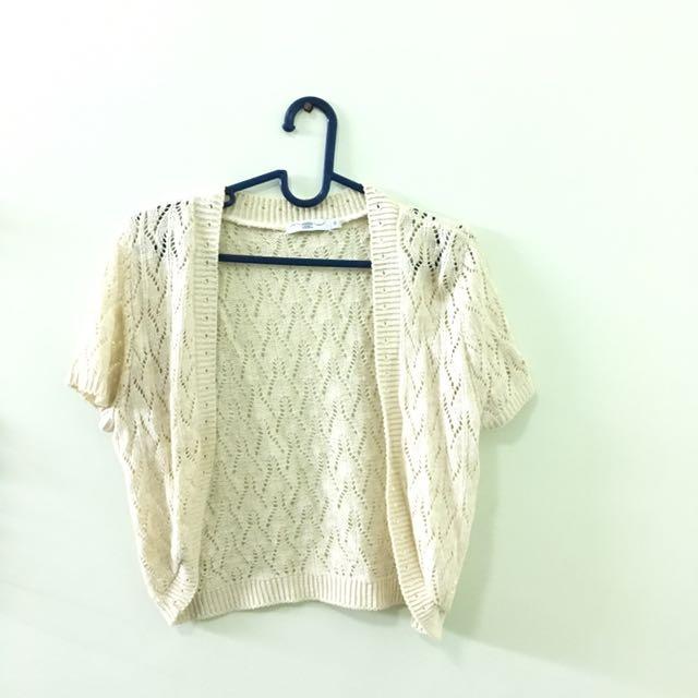 New Look Knitted Bolero