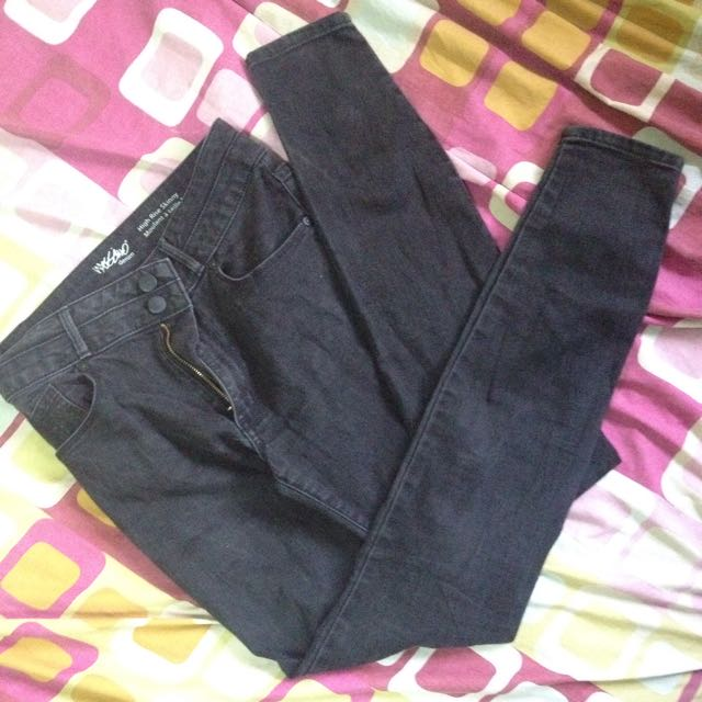 "New Mossimo ""Black Denim Wash"" Fit Jeans"