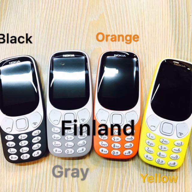 Nokia 3310 Finlad