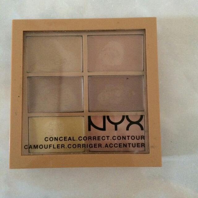 NYX - Contour (6 in 1)