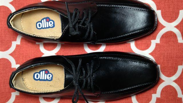 Original Ollie Black Shoes