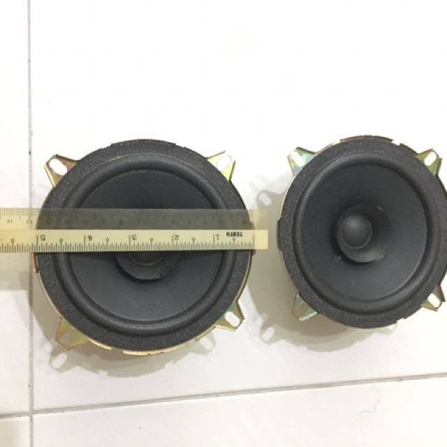 5 panasonic car speakers electronics audio on carousell rh sg carousell com Panasonic Car Radio Models Panasonic Car Radio Models