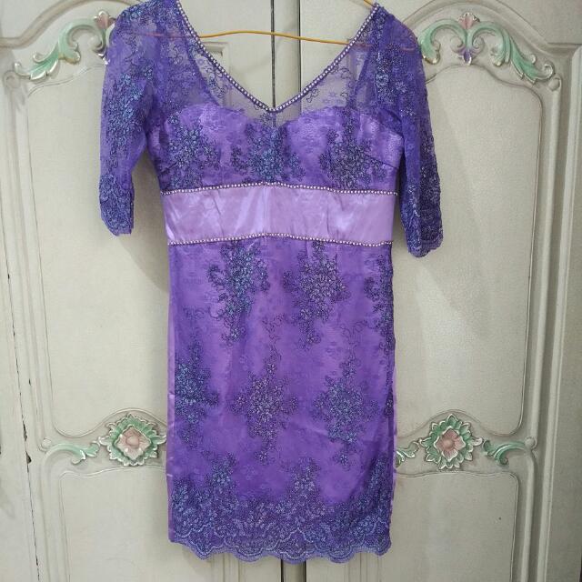Party Dress Lace