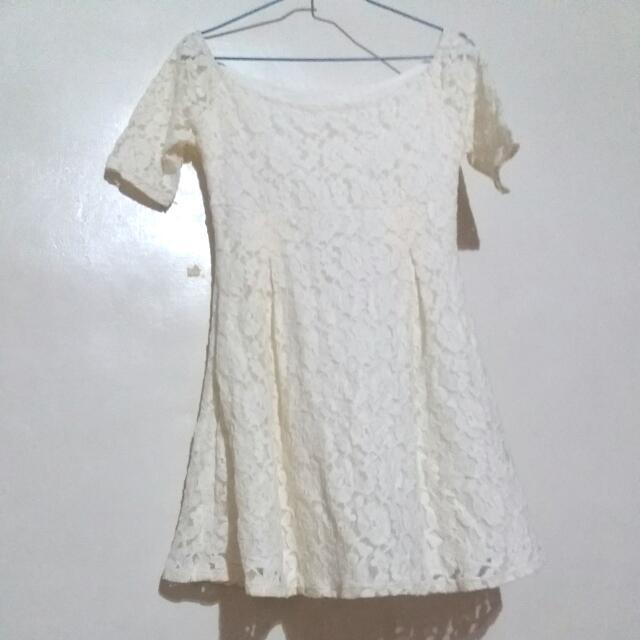 Pazzo蕾絲洋裝