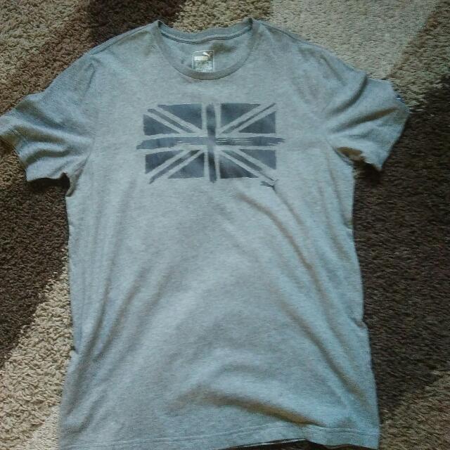 Puma British Flag Shirt