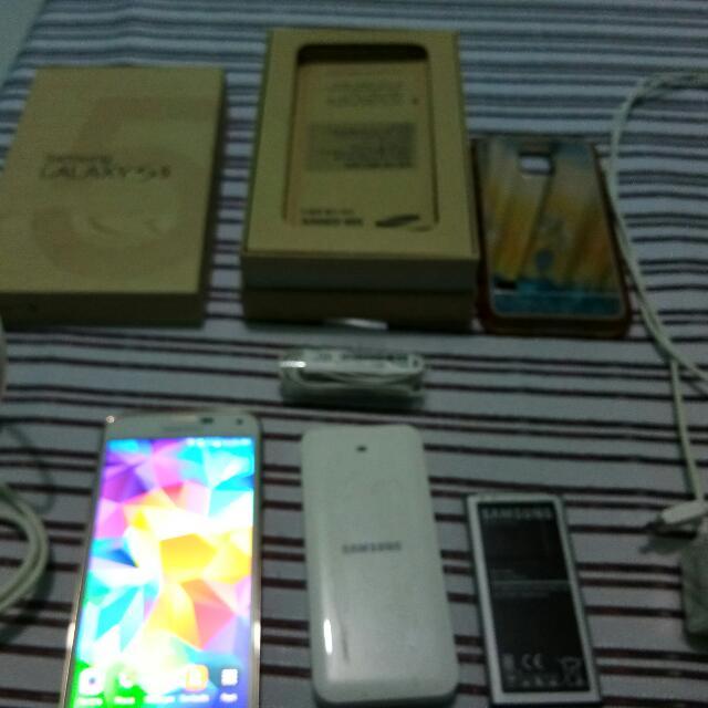 Samsung S5 From Korea Orig
