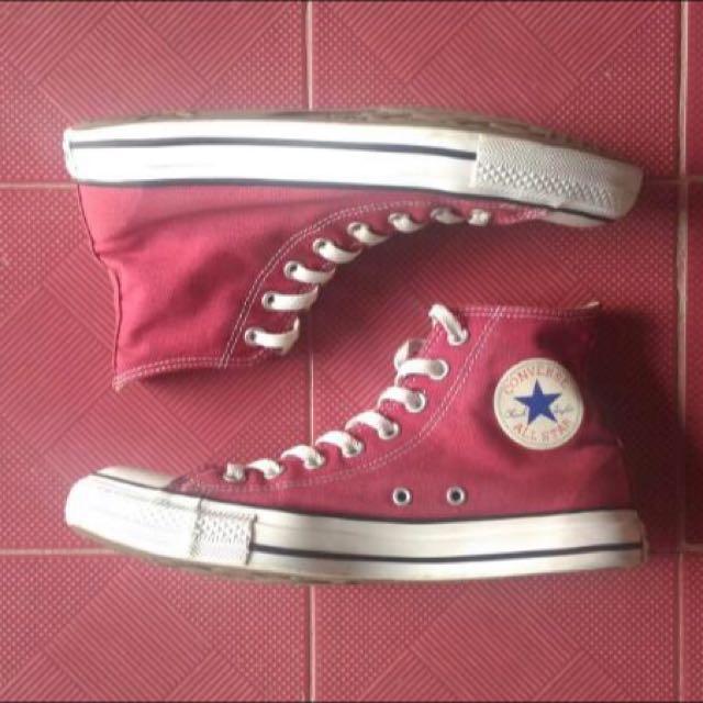 Sepatu Converse All Stars