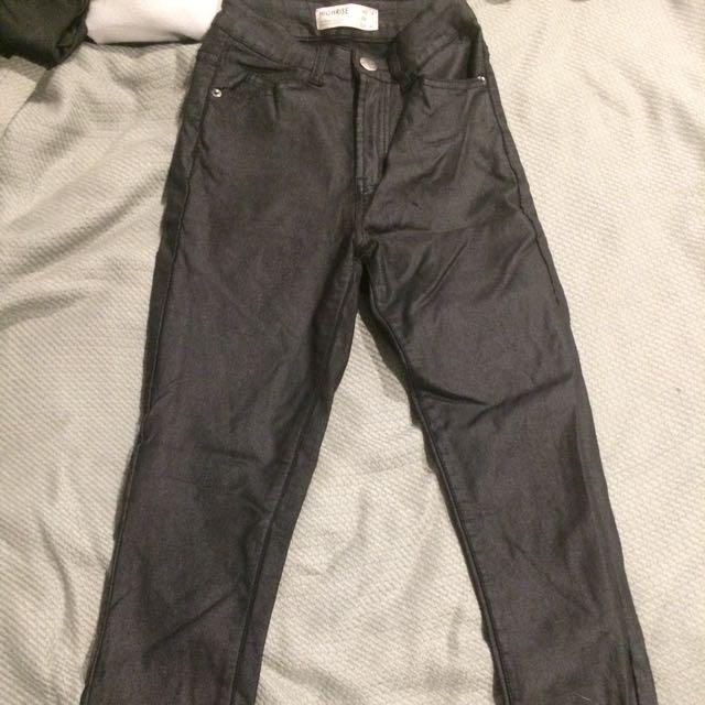 Size 8 Cotton Jeans