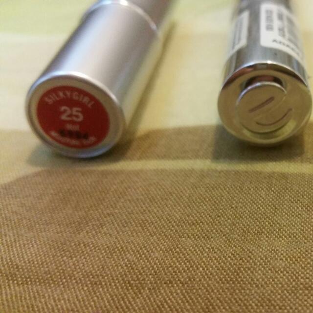 Sliky Girl&Essence Lipstick&Lipgloss