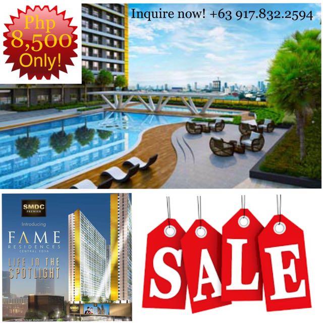SMDC Fame Residences at Mandaluyong City