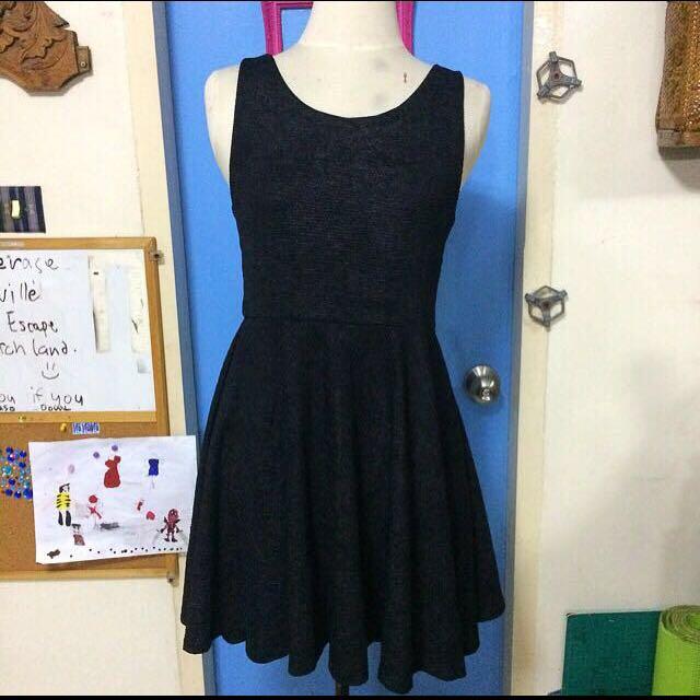 Soiree Skater Dress