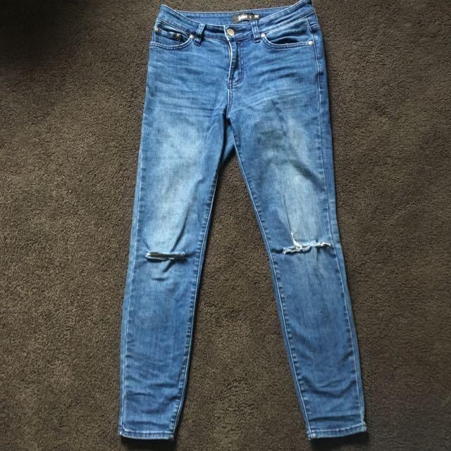 Sportsgirl Size 8 Jeans