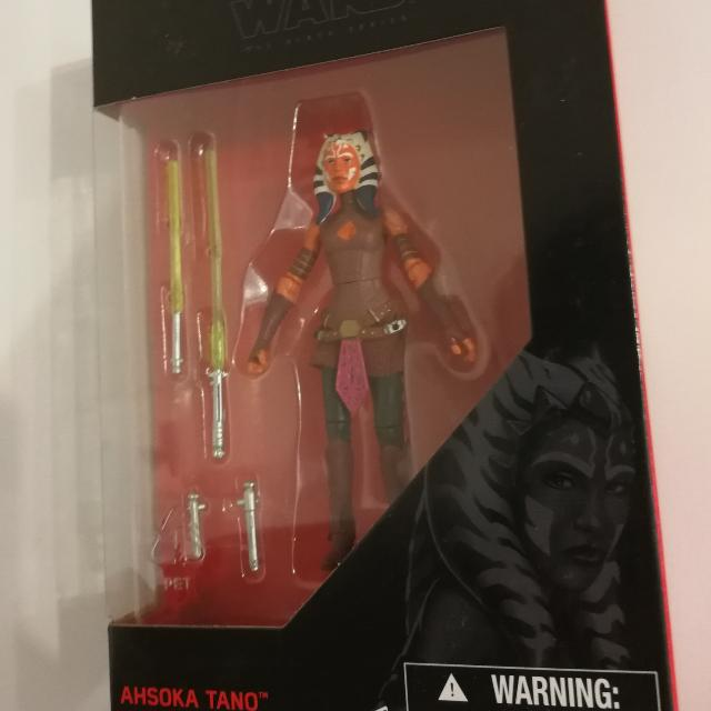 Star Wars The Black Series Ashoka Tano 3.75inch