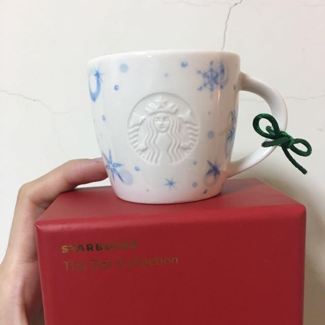 Starbucks 星巴克 Espresso濃縮咖啡小馬克杯