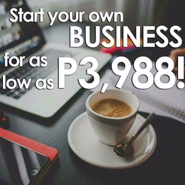 Start Business ! 🙂