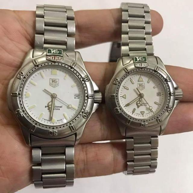 His And Hers Watch Sets >> Tag Heuer Authentic His And Hers Watch Set