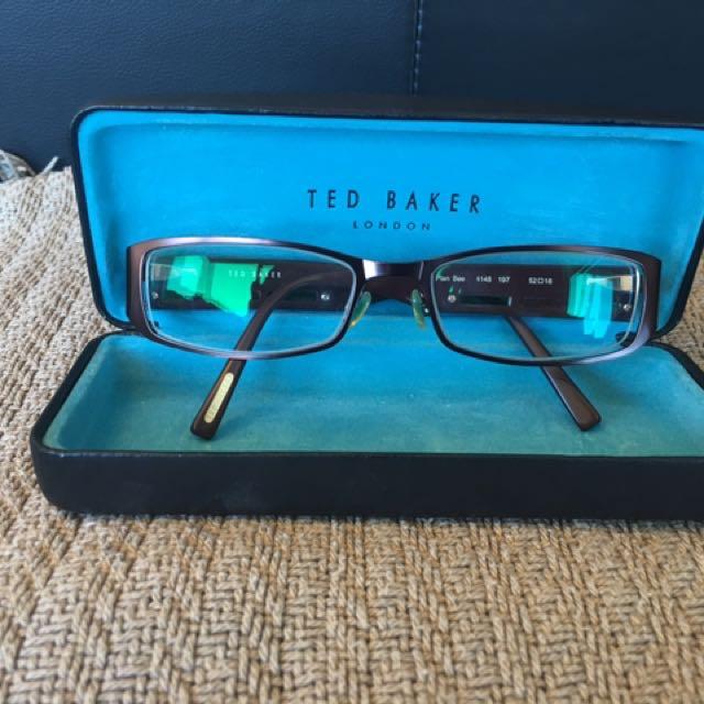 Ted Baker Glasses Frame