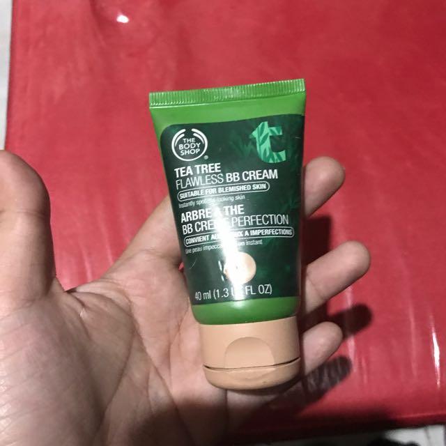 The Body Shop Tea Tree BB Cream