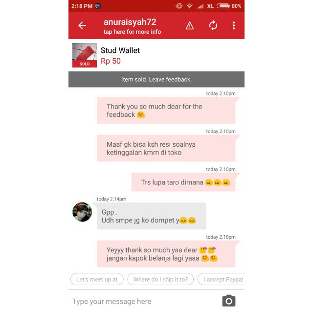 Trusted Seller 😘😘