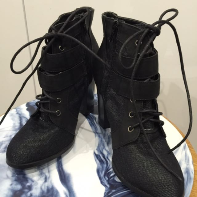 Valleygirl Ankle Boots