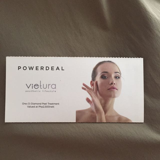 Vietura (Sofitel) Diamond Peel Treatment