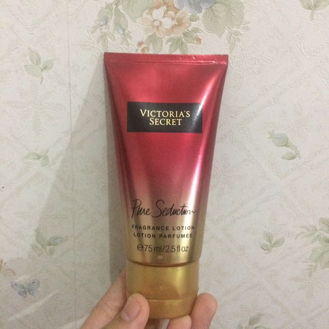 victoria's secret pure seduction lotion parfum