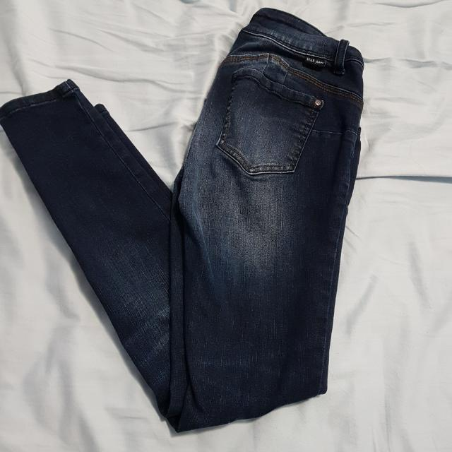 Wax Jean; But Lifting Jeans