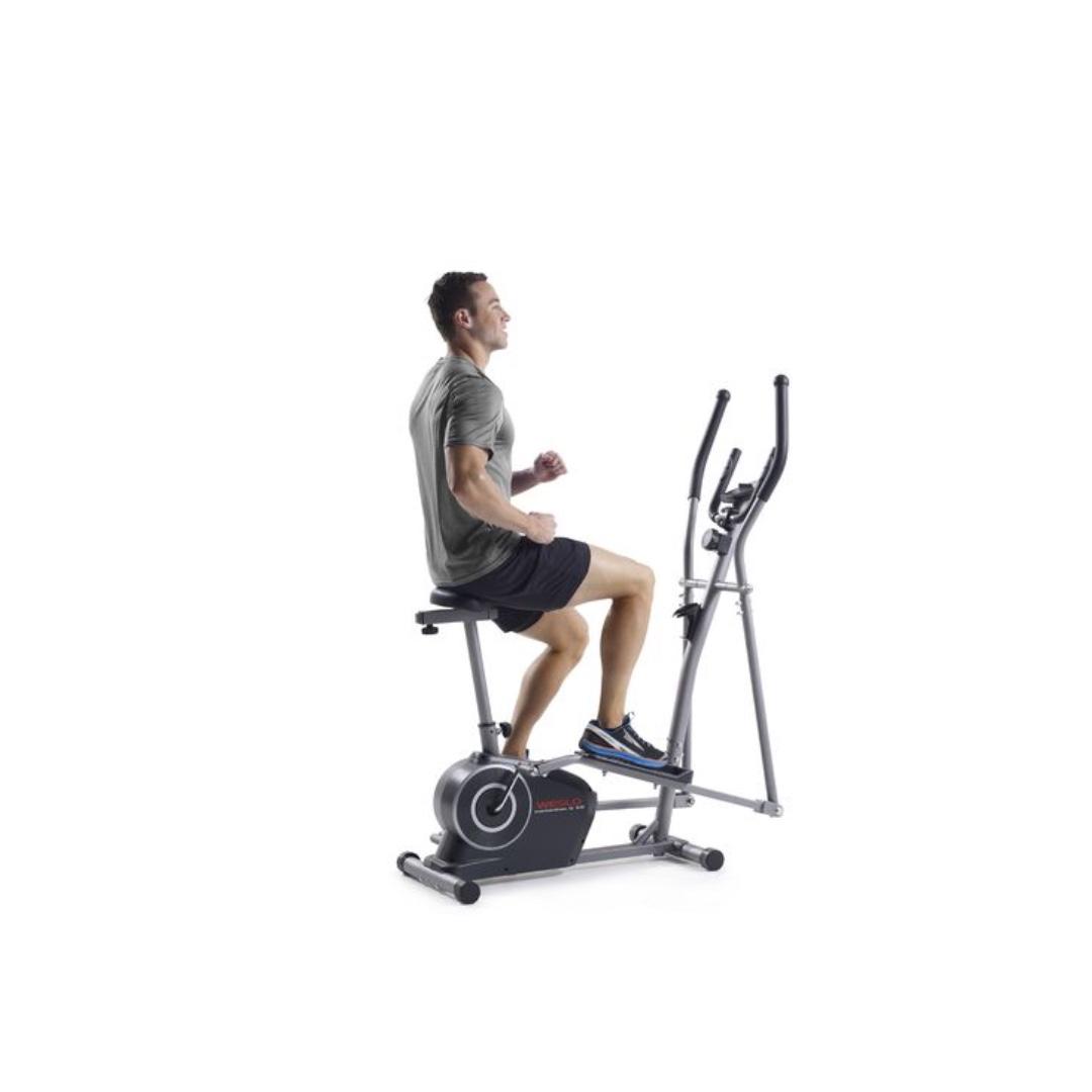 Weslo Momentum G 3.2 Bike/Elliptical Hybrid Trainer Exercise Machine
