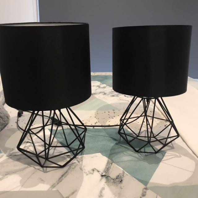 x2 Lamp Shades