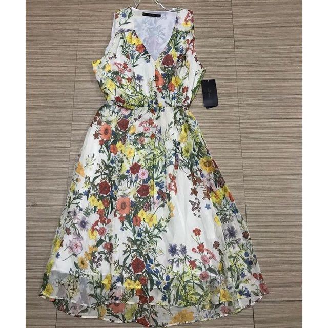Zara Dress New With Tag