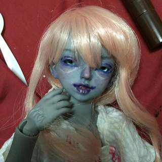 [RECAST] BJD Ball Jointed Doll