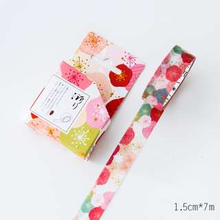 Budding Beauty Washi Tape #69