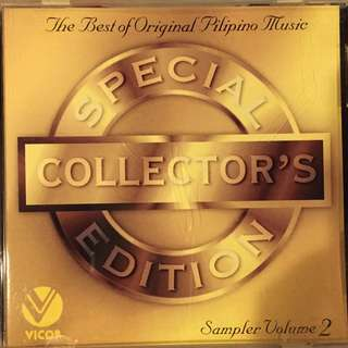 The Best of OPM Special Collector's Edition   OPM CD