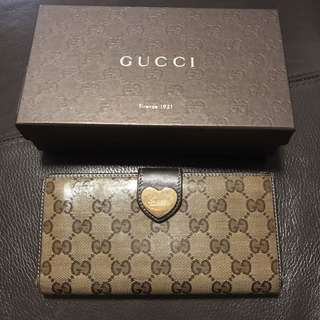 Gucci Lovely Shine Wallet
