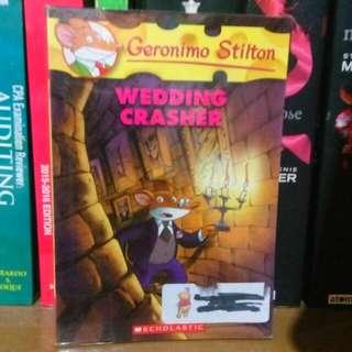 Geronimo Stilton Wedding Crasher