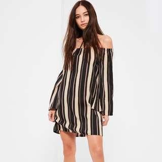 Off-Shoulder Missguided Dress