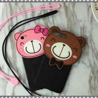 預購(Pre Order) 熊先生•熊小姐手機殼