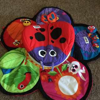 Lamaze Tummy Time Mat